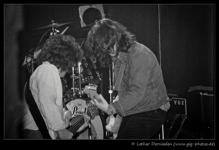 Photo de Lothar Dornieden - Münster, Allemagne, 28 avril 1982 Rory-gallagher-13