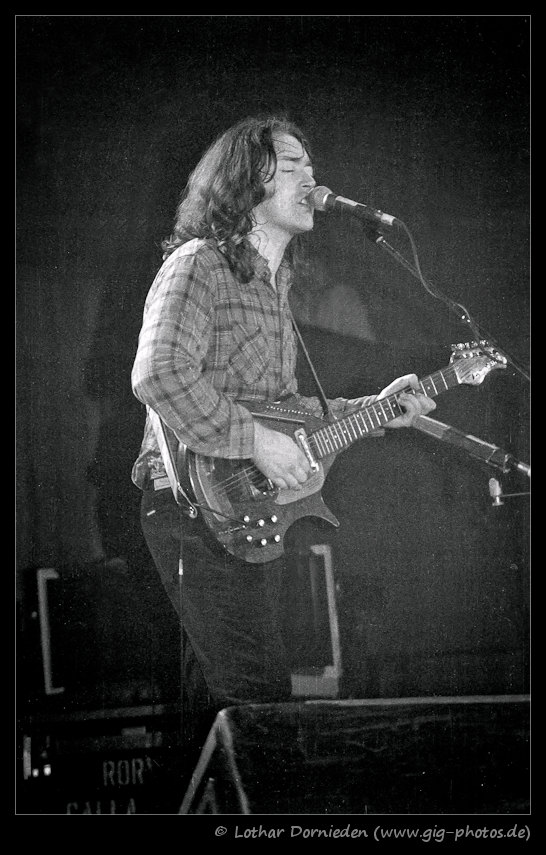 Photo de Lothar Dornieden - Münster, Allemagne, 28 avril 1982 Rory-gallagher-17